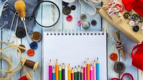 Creativity arts and craft kits